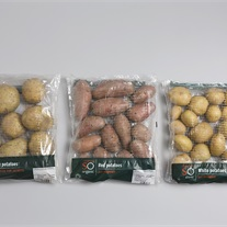 potatoes - twin-bag net bag