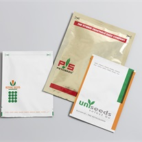 seeds - laminated film bag