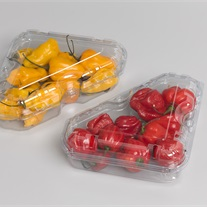 peppers - PET clamshell
